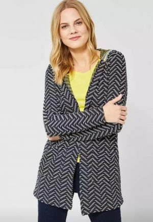 cecil hooded cardi cecil long cardigan cecil navy cardigan