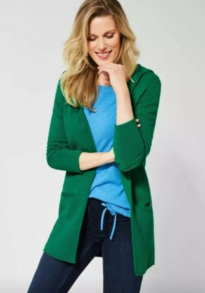 cecil long cardigan long green cardigan cotton mix cardigan long hooded cardigan long cardigan with pockets