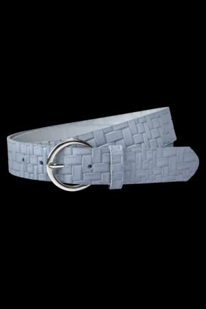 street one leather belt