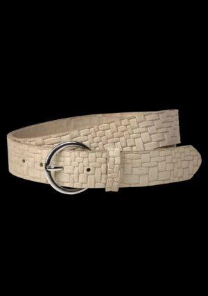 street one leather belt