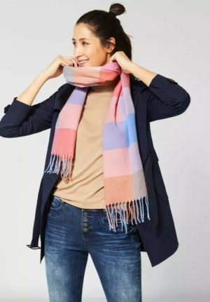 street one scarf street one cosy scarf spring scarf spring scarf with fringes