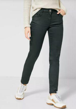 "cecil jeans cecil coated jeans cecil pu jeans cecil green jeans cecil 30"" leg jeans cecil coated jeans cecil green coated jeans"