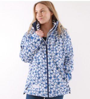 lazy Jacks rainjacket lazy jacks raincoat lazy jacks waterproof jacket lazy jacks waterproof coat print waterpoof jacket floral print rain jacket floral print rain coat