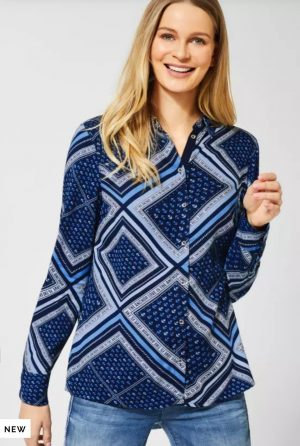 cecil shirt cecil patchwork shirt cecil shirt for jeans