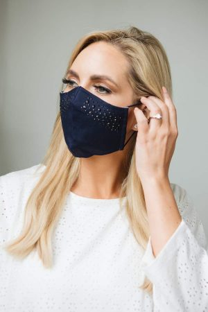 Jessica Graaf 100% Cotton Face Mask