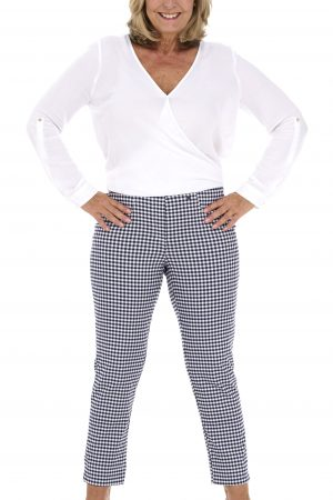 pinns pull on cropped pants